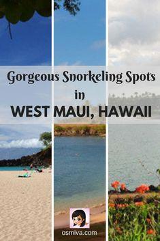 West Maui, Hawaii. Travel Destinations. Travel Id… #TravelDestinationsUsaHawaii #TravelDestinationsUsaWest