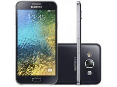 Smartphone Samsung Galaxy E5 Duos Dual Chip 4G com as melhores condições você encontra no site do Magazine Luiza. Confira!
