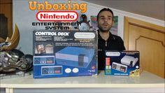 Unboxing+Nintendo+Classic+Mini