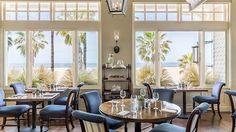 Shutters on the Beach's acclaimed restaurant 1 Pico offers unparalleled fine-dining with an amazing view of the Pacific Ocean just outside the window. This California coastal restaurant is simply magnificent. #PhotosNotPasswords