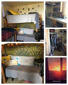 Dorm Decor, Bromley Hall At Ohio University...add A Small Daybed Under Part 76
