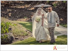 Destination Wedding Photos Of Gles And Jeff At Kukahiko Estate In Maui Hawaii