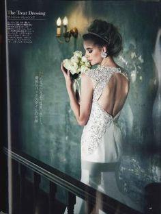 25ansウエディング ドレス2014春夏 2014年1月発売(Lela Rose8884)