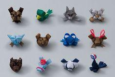 ribbon animals
