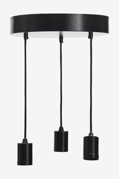 PR Home Taklampe Skyn 3 ceiling - Svart - Taklamper - Ellos.no Matcha, Mixer, Ceiling, Lighting, Home Decor, Decoration Home, Light Fixtures, Room Decor, Blenders