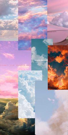 Sunset Wallpaper, Pink Wallpaper Iphone, Iphone Wallpaper Tumblr Aesthetic, Retro Wallpaper, Aesthetic Pastel Wallpaper, Scenery Wallpaper, Tumblr Wallpaper, Cute Wallpaper Backgrounds, Pretty Wallpapers
