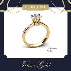 """""""Libertatea absolută se câștigă prin dragoste. Căci doar dragostea îl eliberează pe om de natura sa."""" -Mircea Eliade  Gramaj: 3,50 gr • Preț: 560 lei • 0744 373 905 • 0728 985 200  #trasergold #ineldeogodna #inelelogodna #logodna #cununie #aur #bijuterii #bijuteriazilei #nunta"""