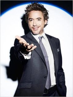 Robert Downey Jr.......man, he just keeps getting HOTTER with age!