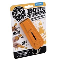 """Cap Zappa - now you can """"pop a cap in peoples asses"""" from your own porch."""