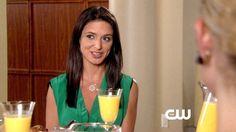 Andrea Gabriel acting as Amira Abbar in the TV series Gossip Girl...