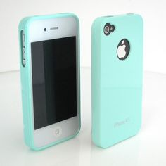 MINT Hard silicone case cover skin for iPhone 4 4S
