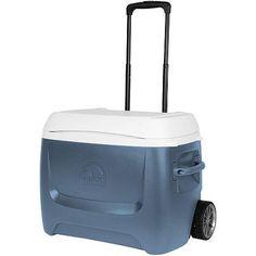 Igloo Island Breeze MaxCold 50-Qt Roller Cooler
