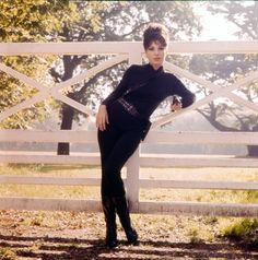 Monica Vitti as 'Modesty Blaise'