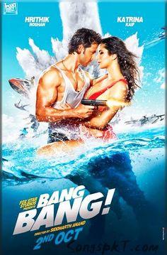 Bang Bang (2014) Hindi Movie Full Mp3 Songs Download   Bang Bang Songs.Pk