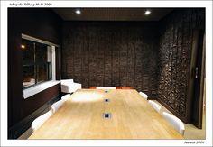 Zandhuis: vergaderzaal