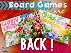 Great games suggestions for speech therapy!