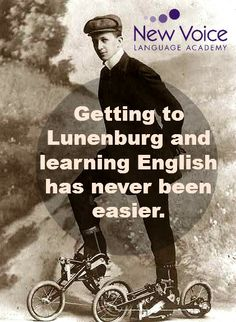 Getting to Lunenburg and learning English has never been easier. ESL Canada