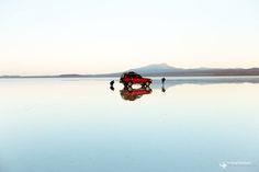 [玻利維亞] 烏尤尼鹽湖! 夢幻的天空之鏡~ #Bolivia #Uyuni #slarflat