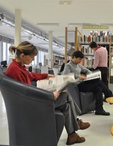 La Copy Party en bibliothèque, c'est permis !