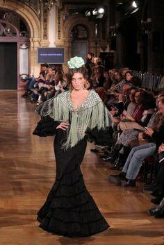 Traje de Flamenca - Nuevo-Montecarlo - We-love-flamenco-2014-