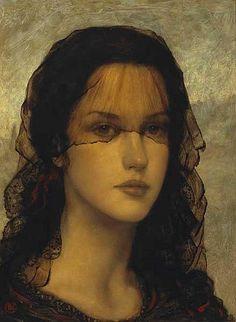 Ken Hamilton, The Veill or, Spanish Girl