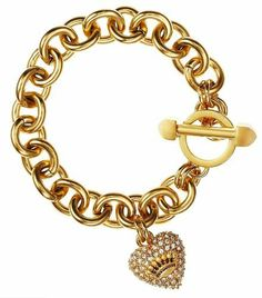 Juicy Couture Gold Pave Heart Starter Bracelet, http://www.amazon.com/dp/B003YVTU2G/ref=cm_sw_r_pi_awd_aPcksb1HFQHBZ