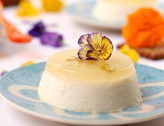 Cocina y decora platos con flores, preciosas recetas muy primaverales