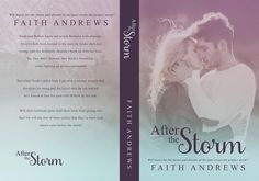 It's a Cover Reveal: After the Storm by Faith Andrews