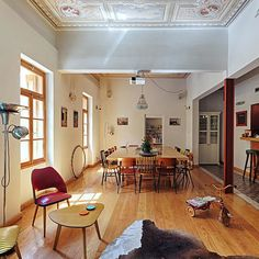 City Circus in Athens, Greece | 27 Of The Best Hostels In Europe, According To Our Readers