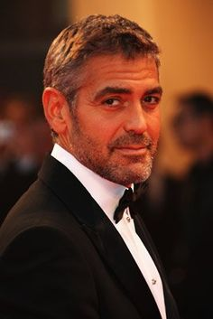 George Timothy Clooney (born May 6, 1961) is an American actor, film director, producer, and screenwriter.