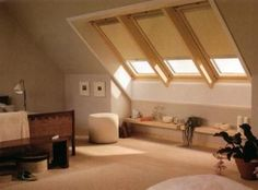 // attic remodel : window idea