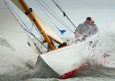 Cowes, Isle of Wight, UK, 20 July 2015 Panerai Classic Yacht Challenge 2015 British Classic Week 2015 Siris Ph: Guido Cantini /Panerai/Sea&See.com