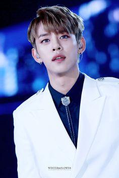 """ © WINTER&FLOWER | Do not edit or remove logo. "" Youngjae, Kim Himchan, Jung Daehyun, Dream Concert, Kdrama Memes, Gorgeous Men, Beautiful, Bap, My Prince"