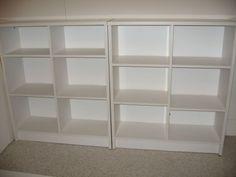 Bookcases (2)