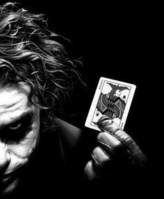 The Joker by allofmydirtysecrets