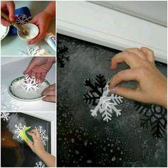 Prepara una pintura casera, muy fácil de colocar y de limpiar usando un ingrediente que seguramente tienes en casa. Con esta pintura y con ...