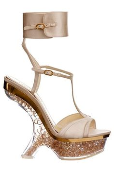 Alexander McQueen Women s Shoes 2013 3082  2013 Fashion High Heels 