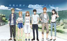 "orange anime | ... - THE KISS Recreates Jewelry Worn By Cast Of ""Orange"" Anime"