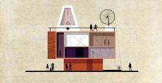 Archist series - Marcel Duchamp | Federico Babina