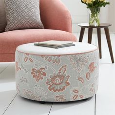 Bring style and elegance into your home with- Warwick Fabrics: WINCHESTER Upholstery, Upholstery Fabric, Textiles, fabric. Coastal Bedding, Coastal Decor, Decorating On A Dime, Hamptons Decor, Warwick Fabrics, Diy Ottoman, Interior Design Themes, Custom Made Curtains, Furniture Restoration