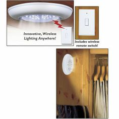 Recessed Add on Light - Pest Control, Household Gadgets, Outdoor Solutions, Home and Garden Problem Solutions | Whatever Works