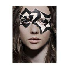 Crazy n cool make-up