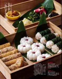 japanese food, sushi, sashimi, japanese sweets, for japan lovers Japanese Food Sushi, Japanese Lunch, Japanese Sweets, Eat This, Bento Box Lunch, Food Menu, Snack, Creative Food, Food Design