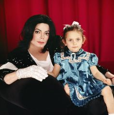 Michael and Paris father and daughter