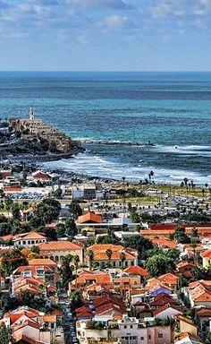 Tel Aviv and Jaffa #boazyacobi #sixtrental #sixtisrael