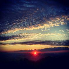 Belfays' sunset
