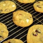 Cranberry - White Chocolate Cookies