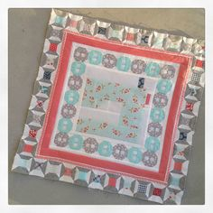 Stitches and Spools pattern by Little Miss Shabby