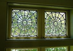 Though the home was built with the strangest of intentions, Mrs. Winchester never skimped on the many bizarre adornments that she believed contributed to its architectural beauty. Many of the stained glass windows were created by the Tiffany company