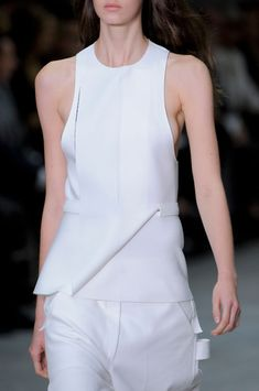Calvin Klein at New York Fashion Week Spring 2014 - StyleBistro
